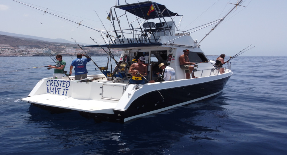 Fishing in Tenerife Charter Boats