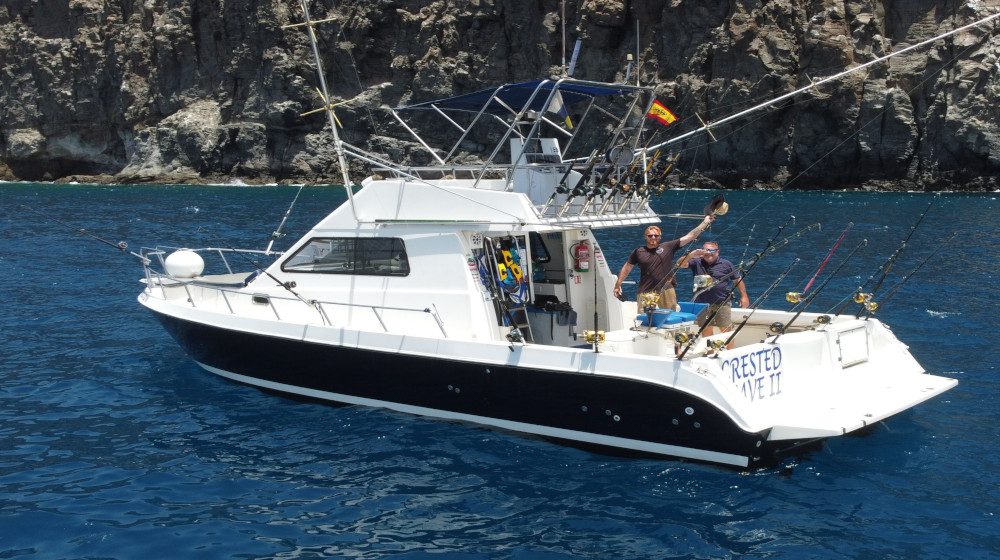 Fishing in Tenerife